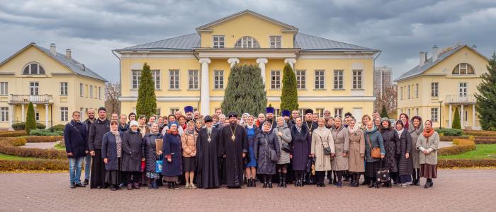 Форум православных добровольцев Северо-Восточного и Юго-Восточного викариатств