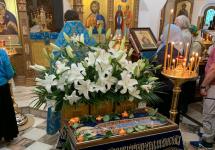 Праздник Успения Пресвятой Богородицы и молебен перед началом учебного года