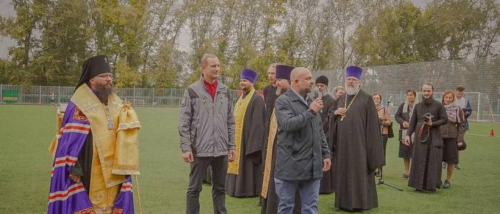 Первые городские соревнования среди учащихся воскресных школ